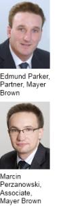 Edmund Parker and Marcin Perzanowski