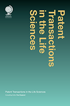 Patent Transactions in the Life Sciences
