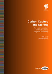 Carbon Capture and Storage: The Legal Landscape of Climate Change Mitigation Technology